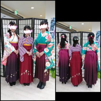 袴レンタル 卒業式
